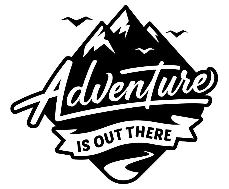 Adventure Theme – This Is An Example Tagline