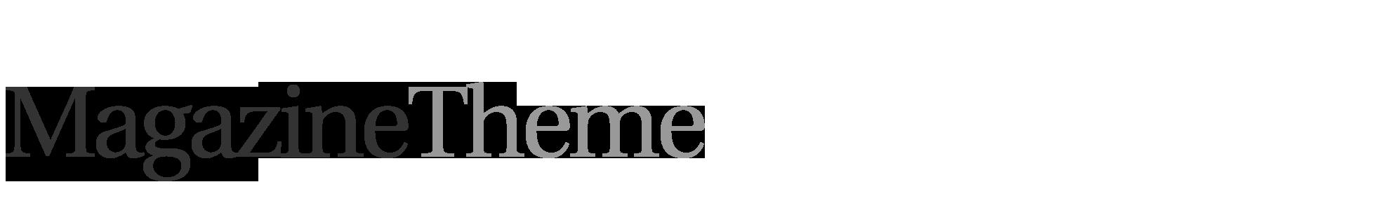 Magazine Theme