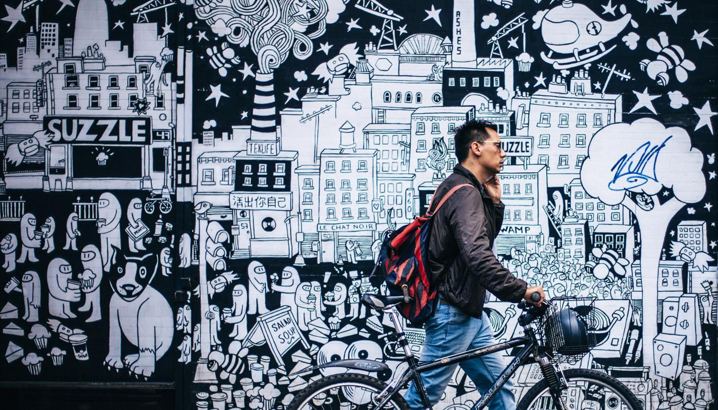 Urban Art – Portfolio Theme