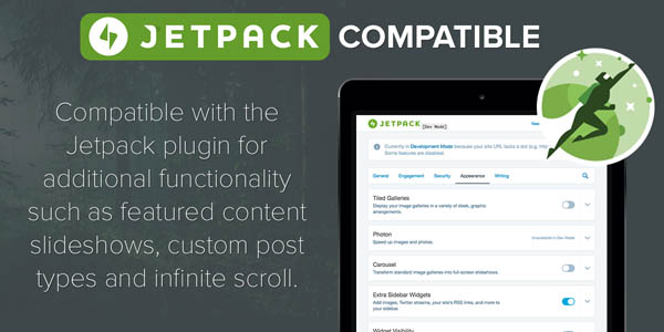 Jetpack Features