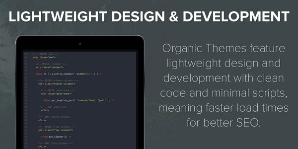 Lightweight Design Framework