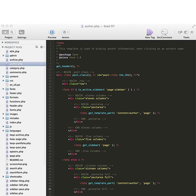 Theme Code
