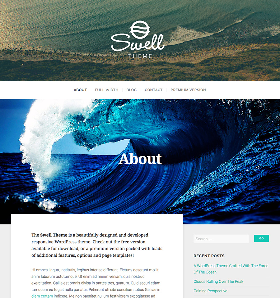 swell-lite-wordpress-theme