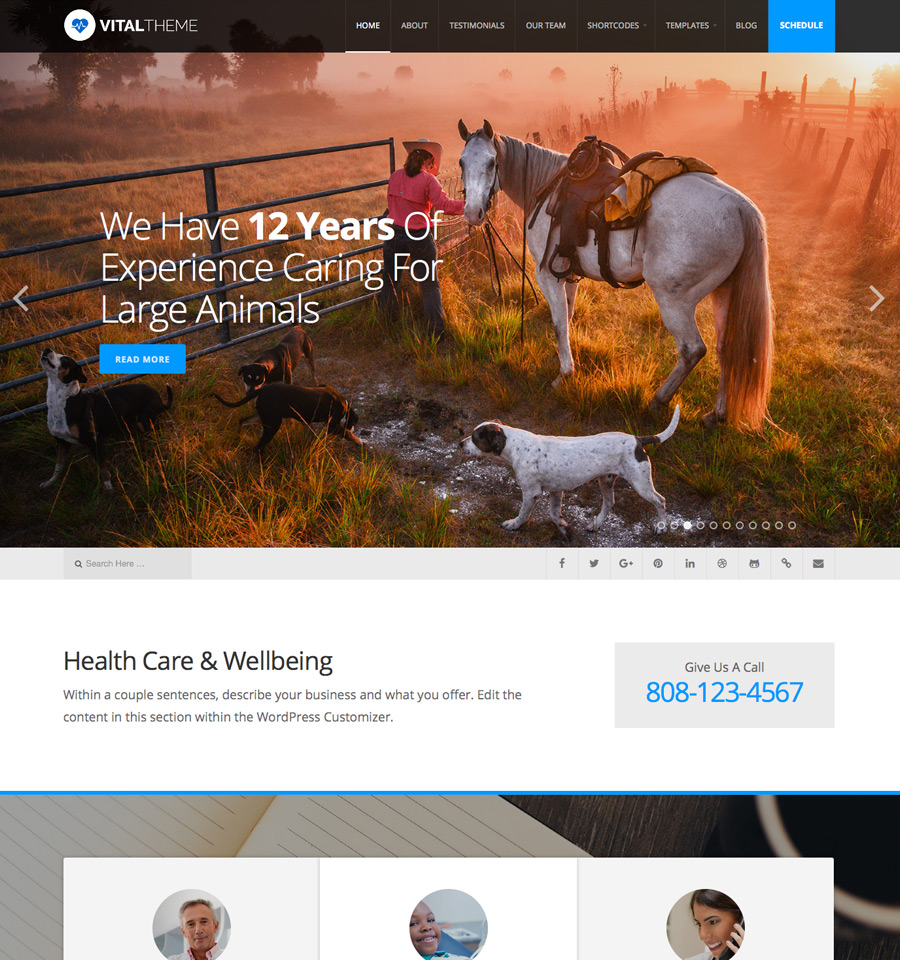 vital-wordpress-theme