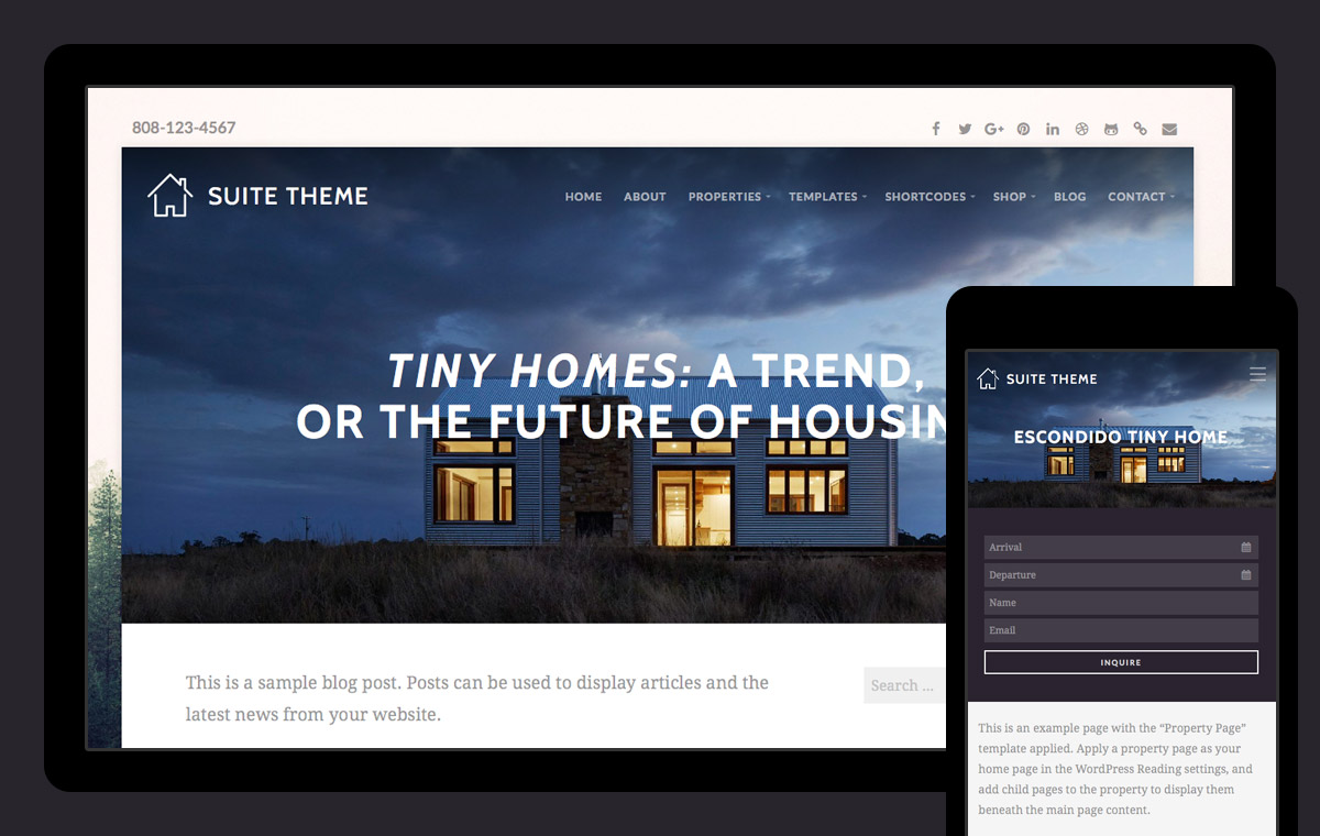 wordpress-vacation-rental-theme
