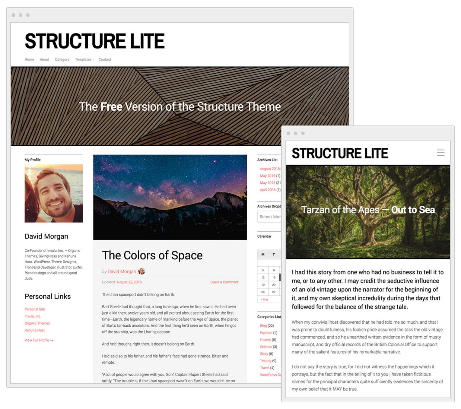 structure-lite