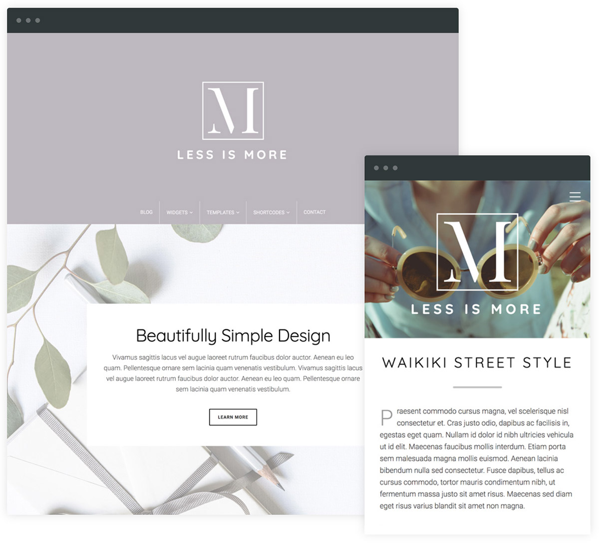 Min theme a new minimal wordpress theme from organic themes additionally we avoid flashy effects that cheapen the website experience the min theme is a new minimal wordpress theme that adheres to this philosophy maxwellsz