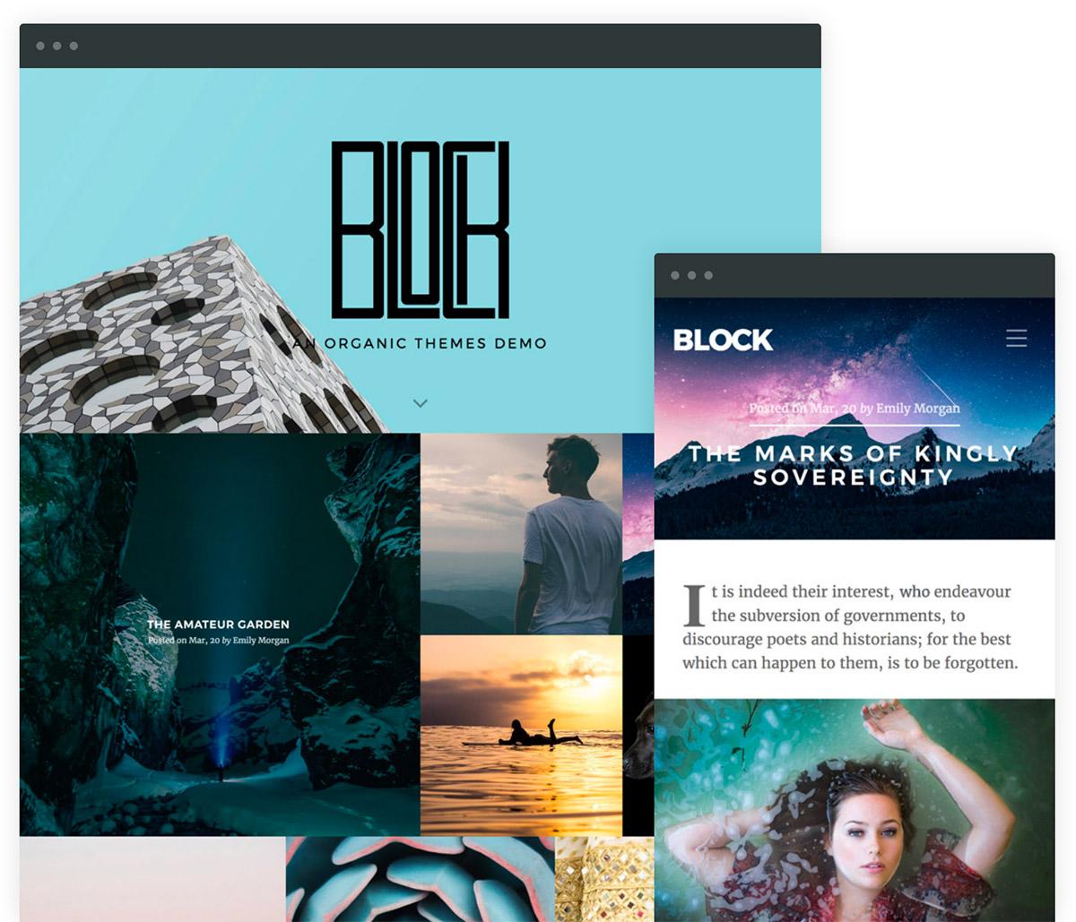 Block Theme